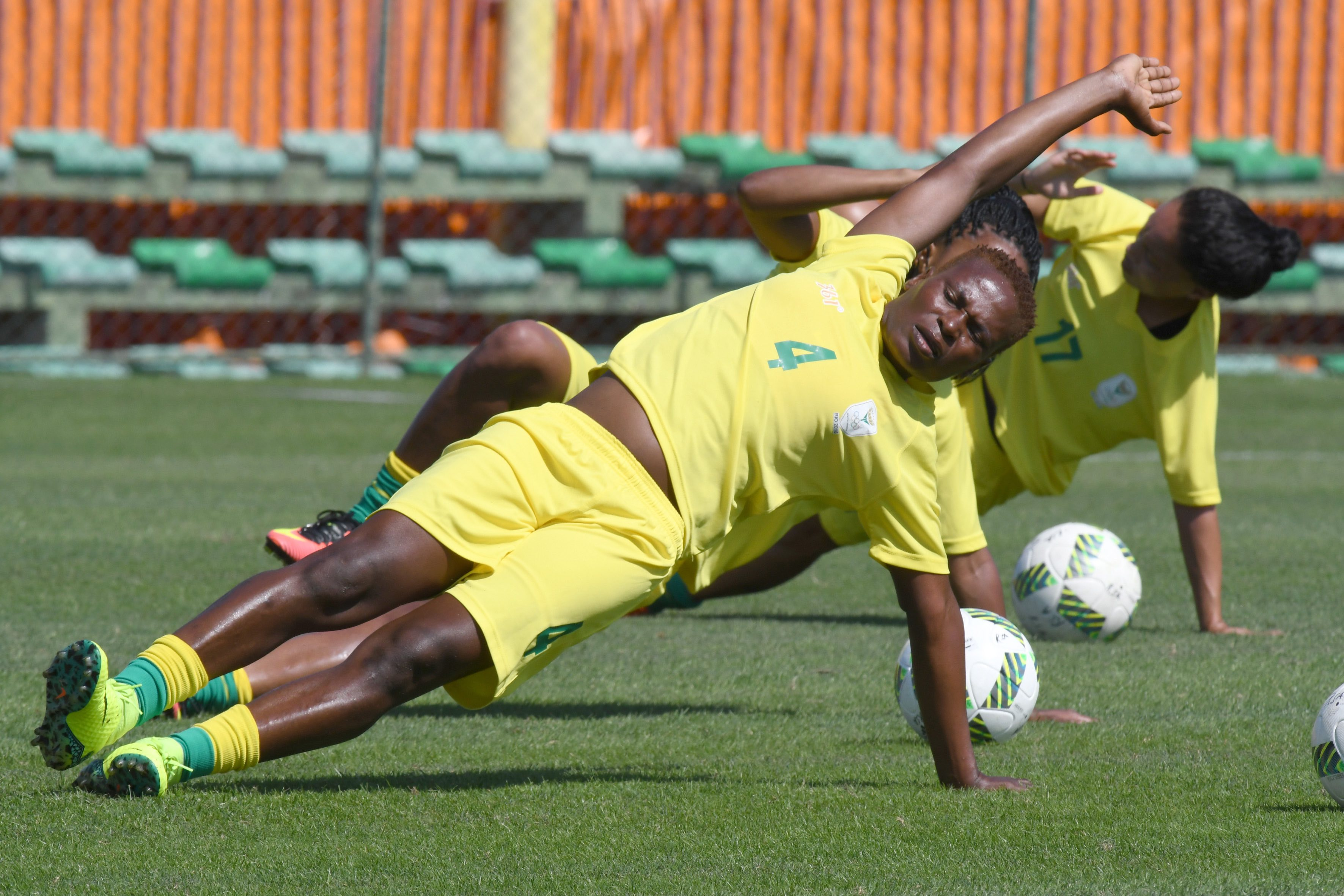 Waiting is over for Banyana