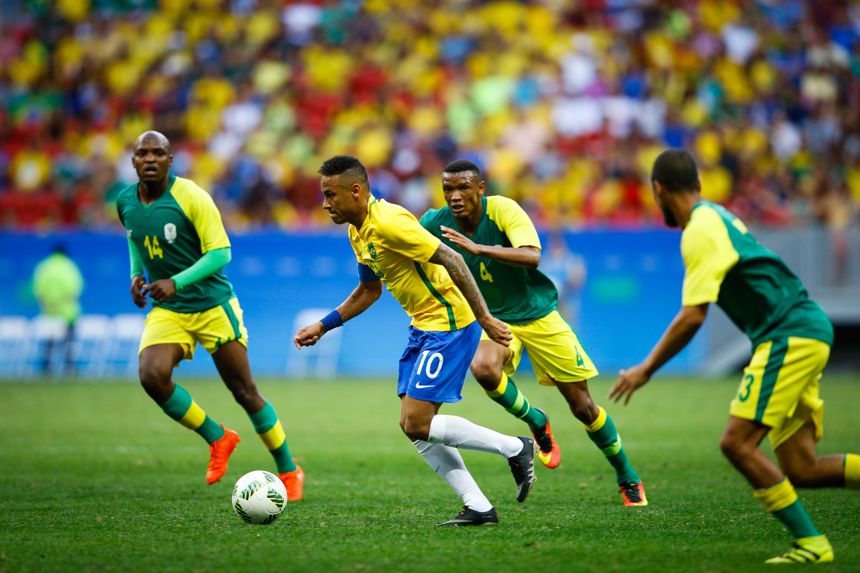 SA Under-23s vow to stay focused