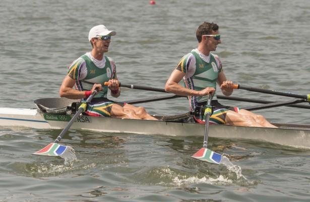 Rowing - HeatLW2x  - LagoaStadium  - Rio - Brazil
