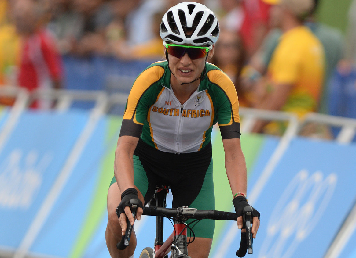 Moolman-Pasio 56th in Road World Championships
