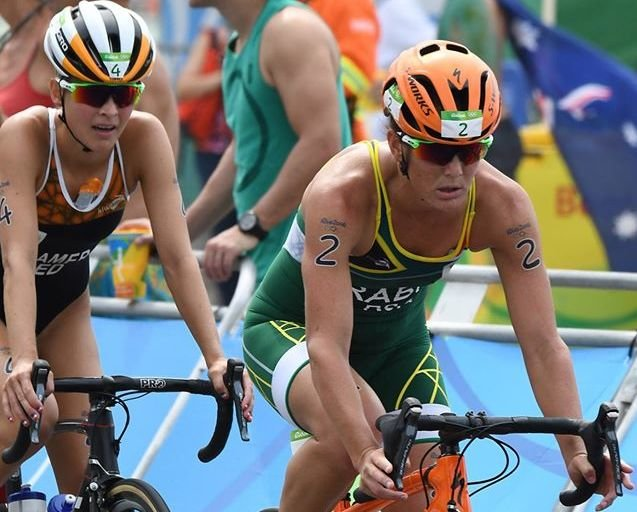 Emotional SA duo dig deep to end 11th, 23rd in Rio triathlon