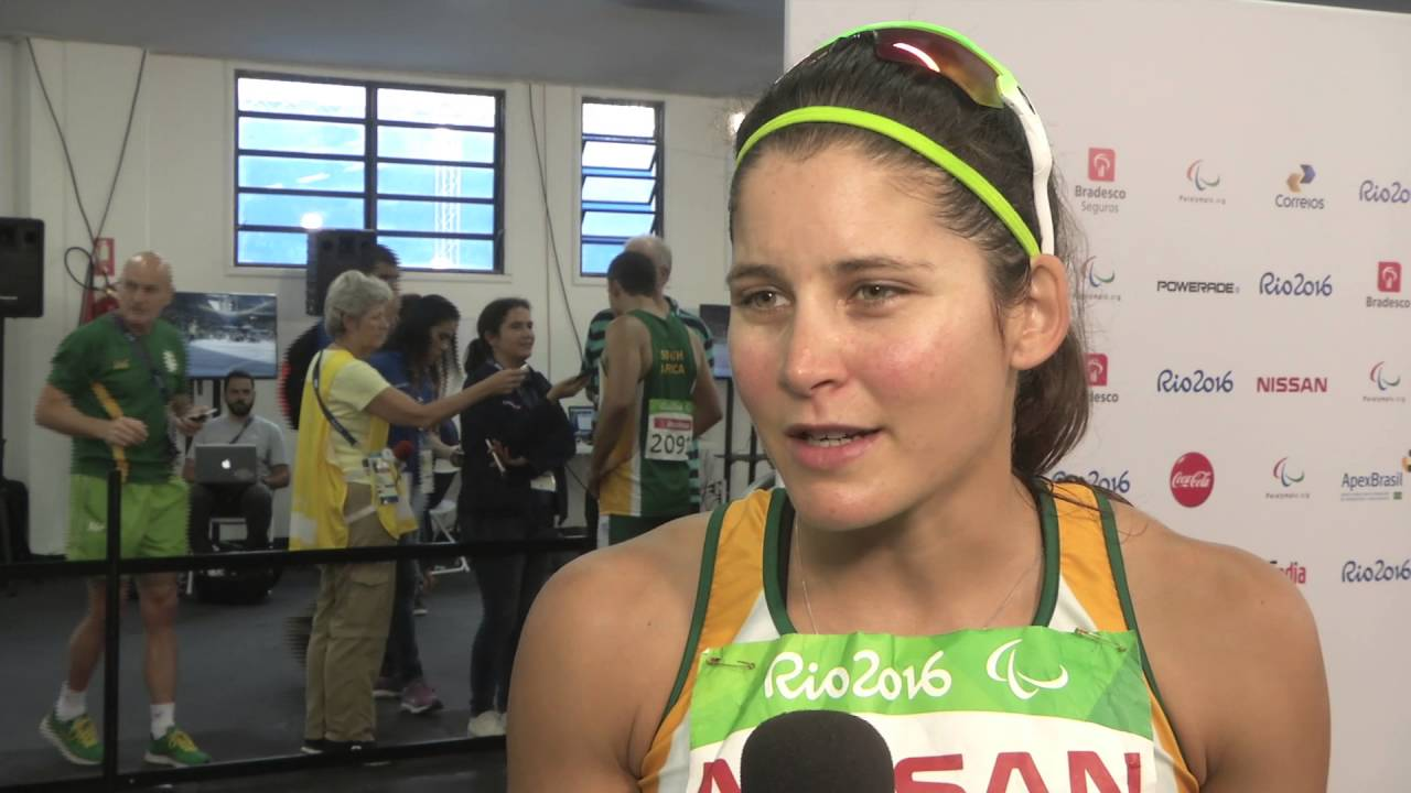 Ilse Hayes / 6 medals and counting