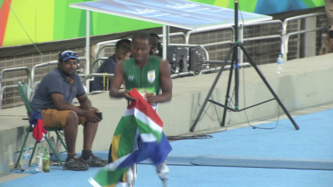 Ntando can't wait for Tokyo 2020