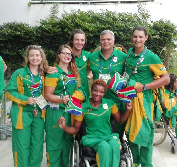 Team SA in Friday action as tennis and rowing swing into action