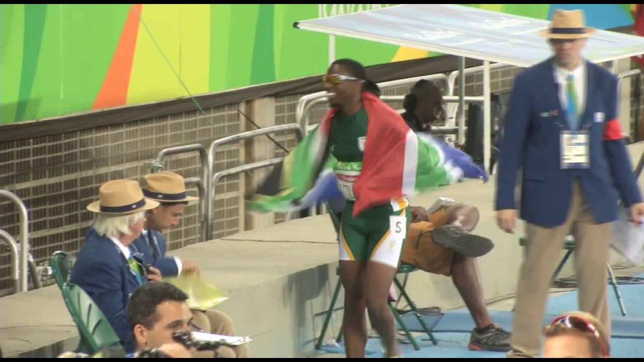Ntutu makes it medal No12 for Team SA