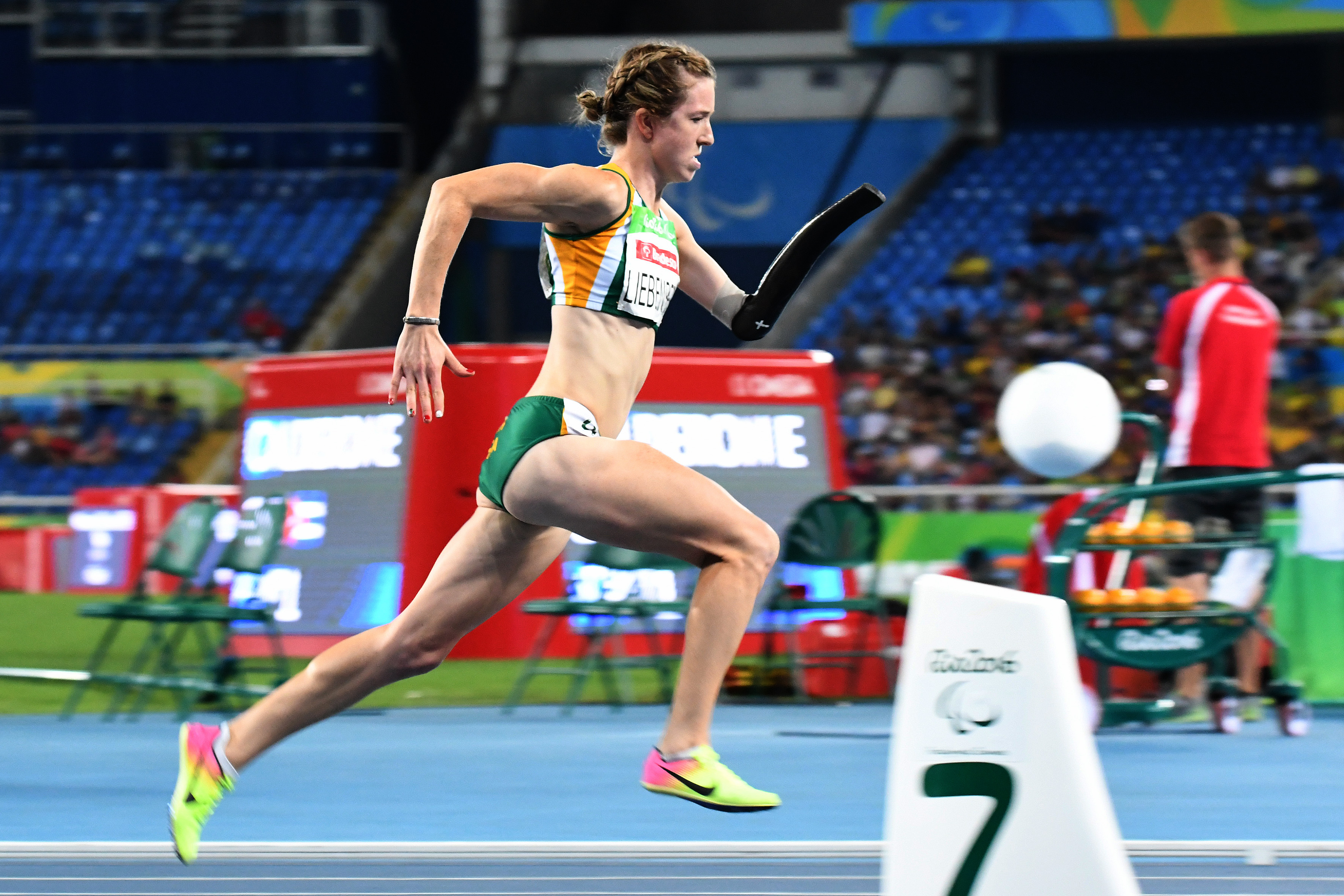 Liebenberg bounces back from surgery to seal silver for Team SA