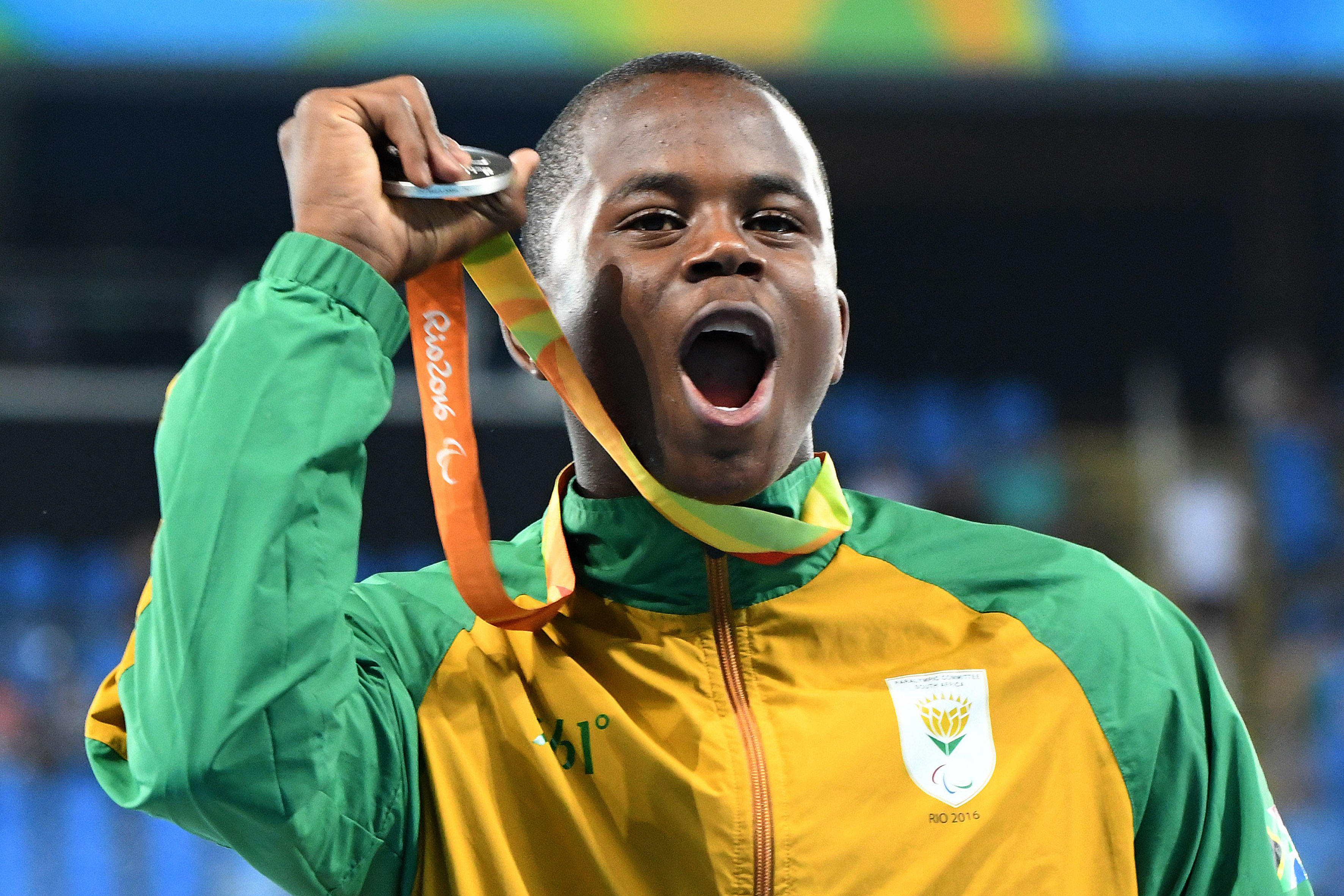 It's six of the best for Team SA in Rio