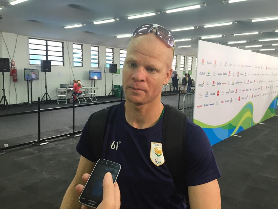 Golden Hilton grabs SA's second medal in Rio
