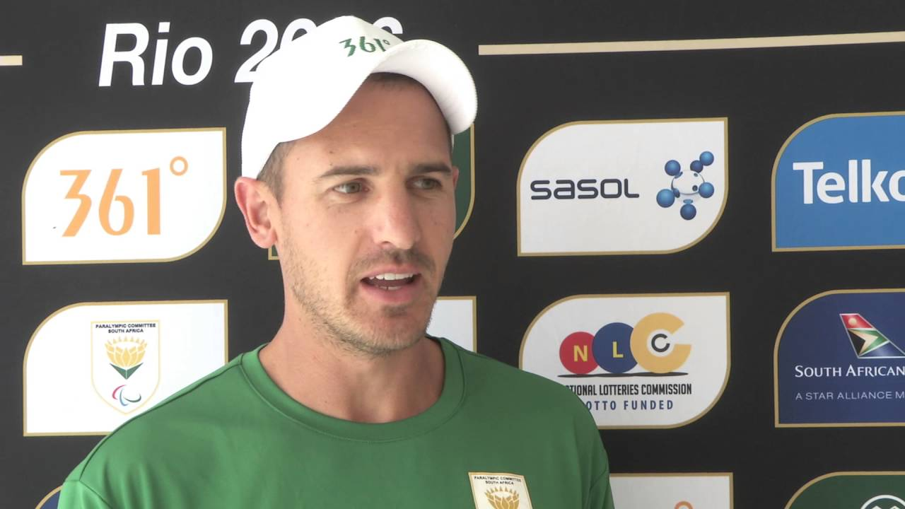 Arnù Fourie Going for Gold