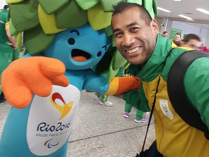 SA's Paralympian 'Shark Boy' protecting the very reason for him being in Rio