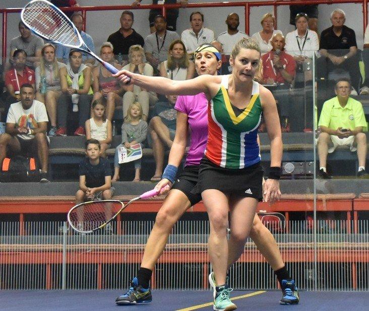 World Masters championships approaching final stages