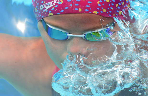 Gray wants to get something out her games in rio sascoc - Karen muir swimming pool kimberley ...