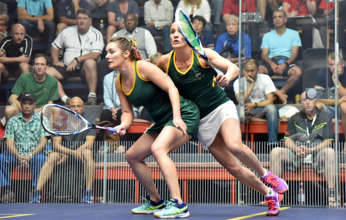 South Africa assured of big medal haul at World Masters