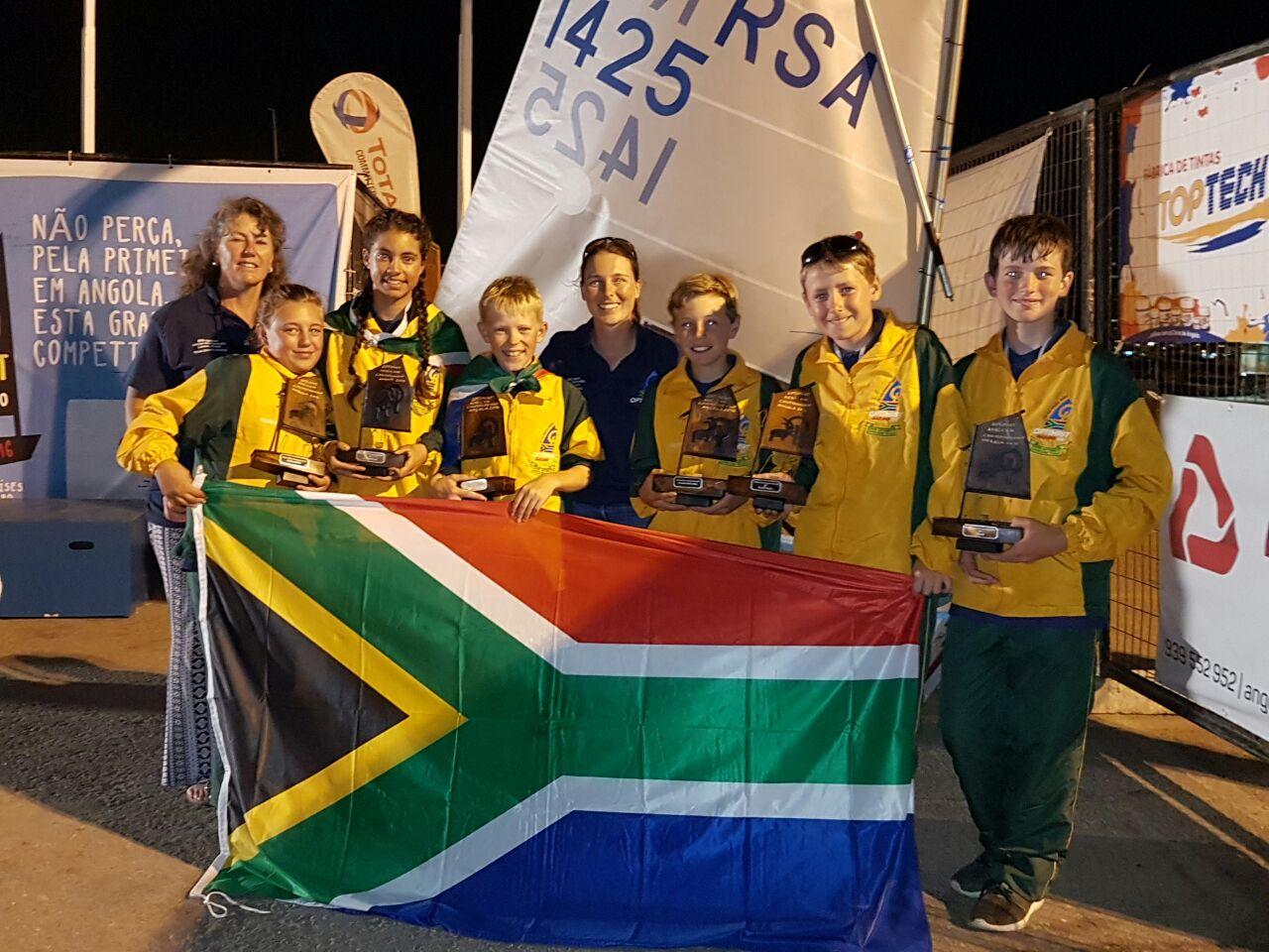SA duo seal silver medals at African Championships