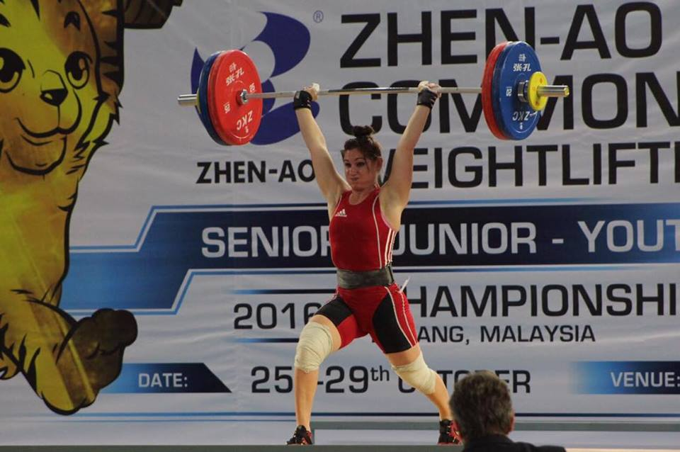 Mighty Mona picks up Commonwealth gold