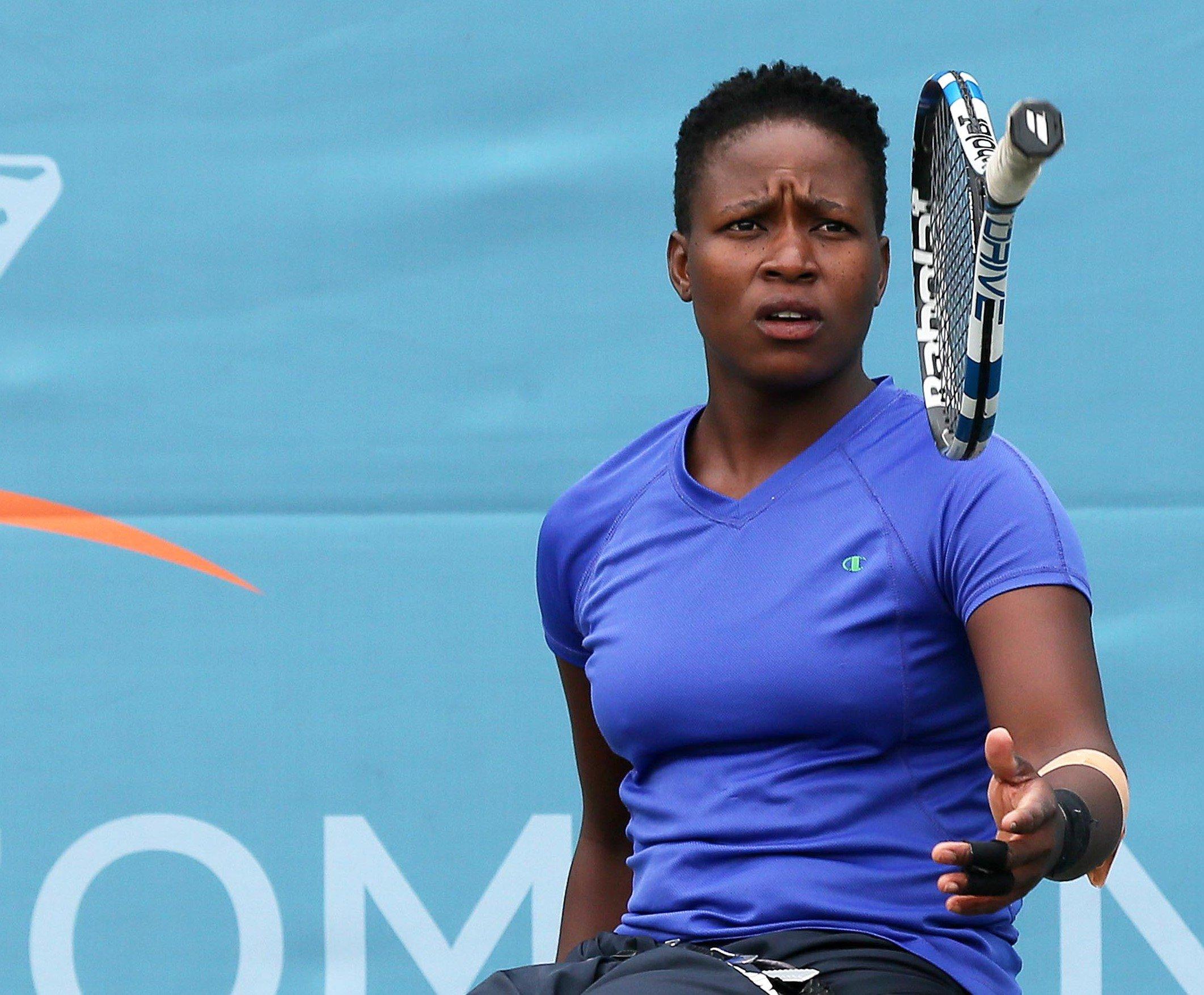 Montjane wins second US Open title