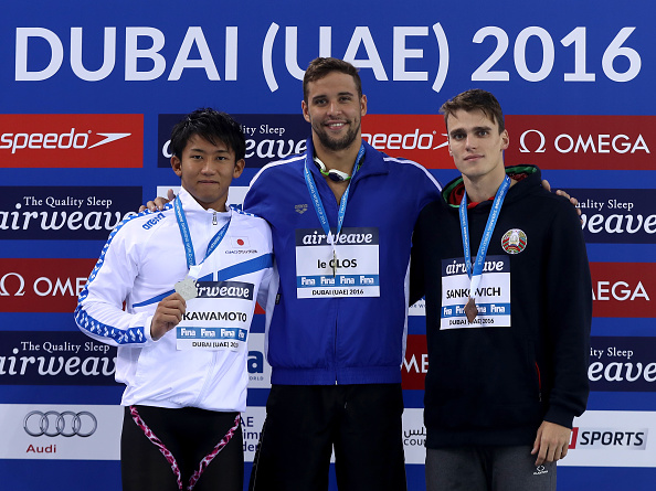 Le Clos notches up 100th World Cup victory