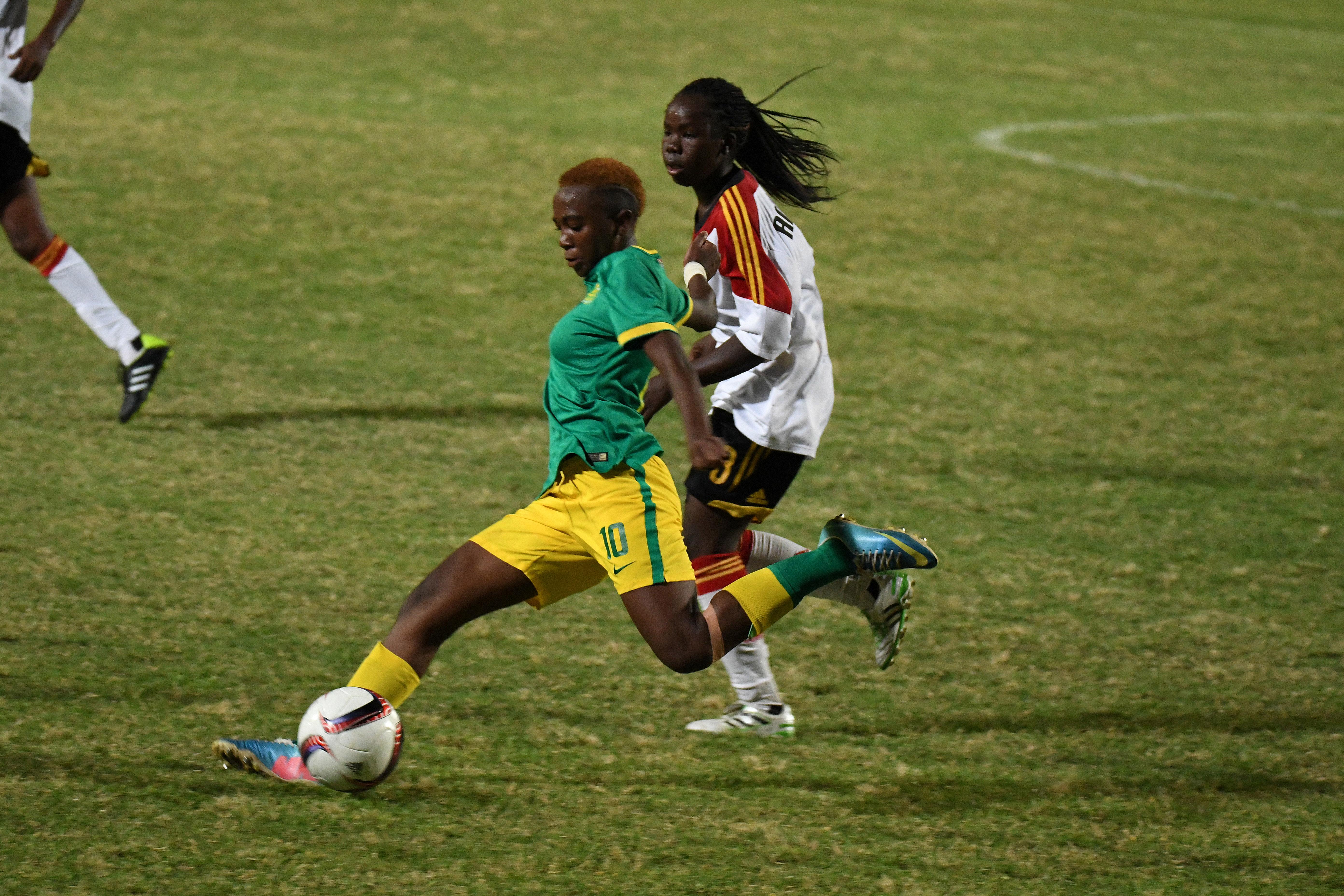 Footballers get Team SA off to winning start