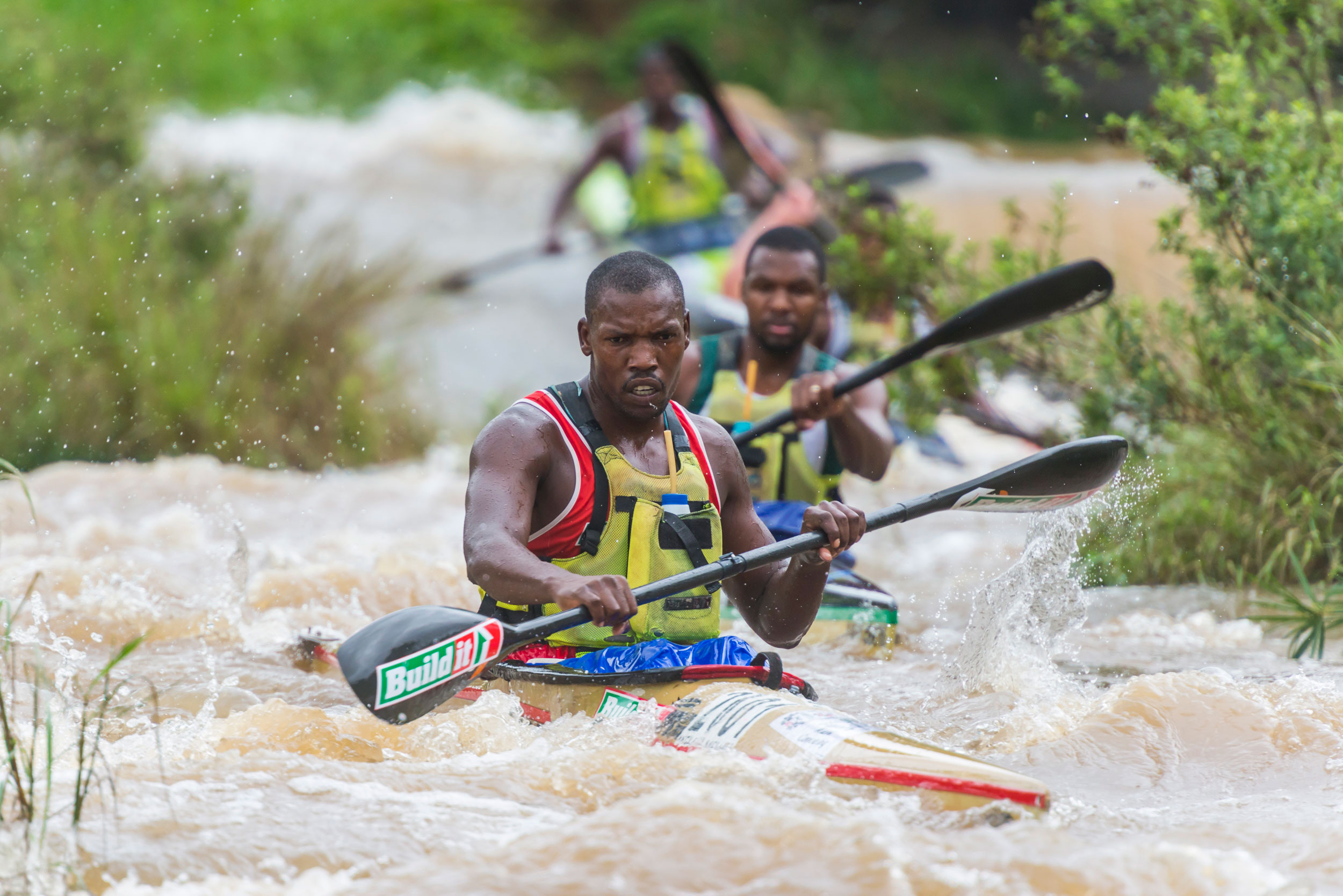 Mbanjwa has to juggle work and training as Dusi nears