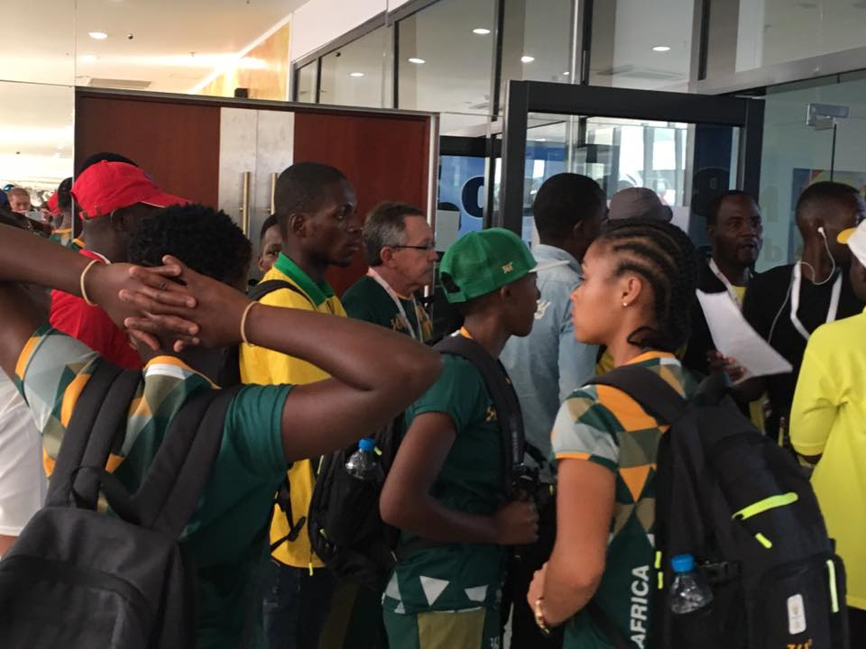SA's six Games boxers ready to take to the ring