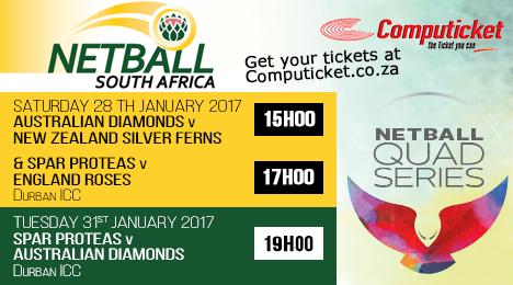 Netball extravaganza for Durban