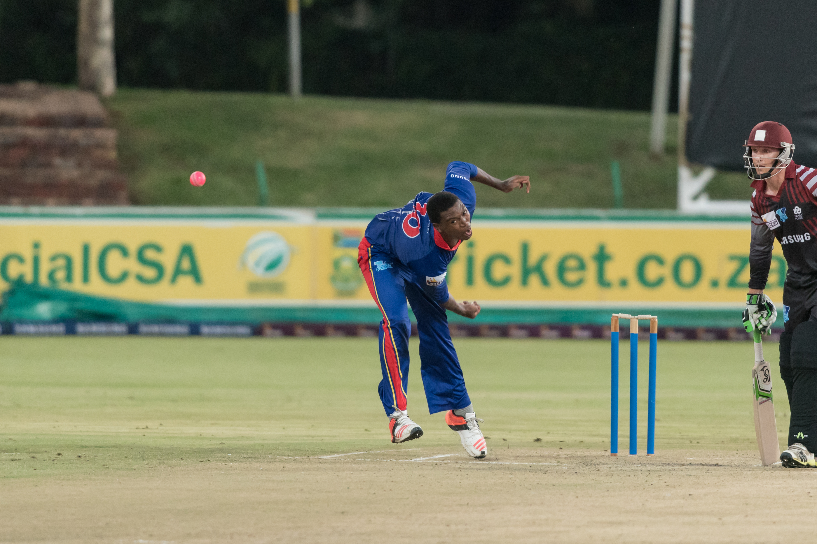 Tuks provide four members of national academy squad