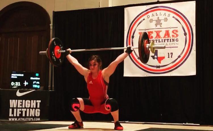 More honours for Mona as she takes gold in Texas