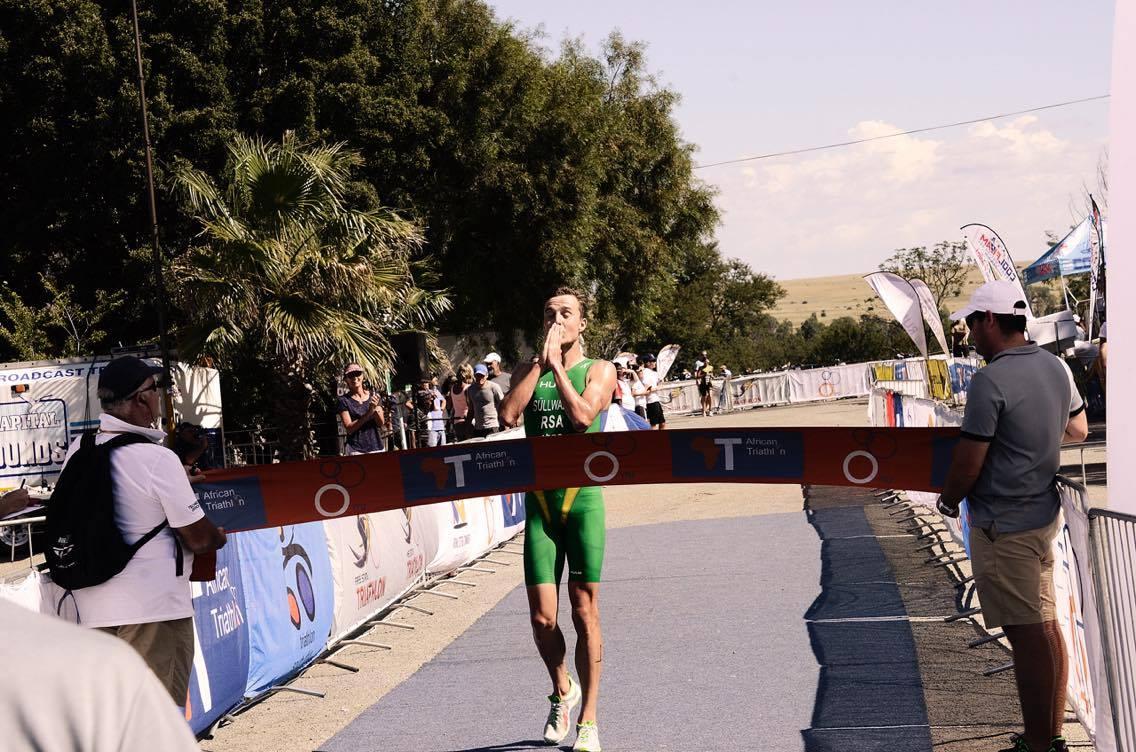 Sullwald, Fischer seal national elite titles in Aldam