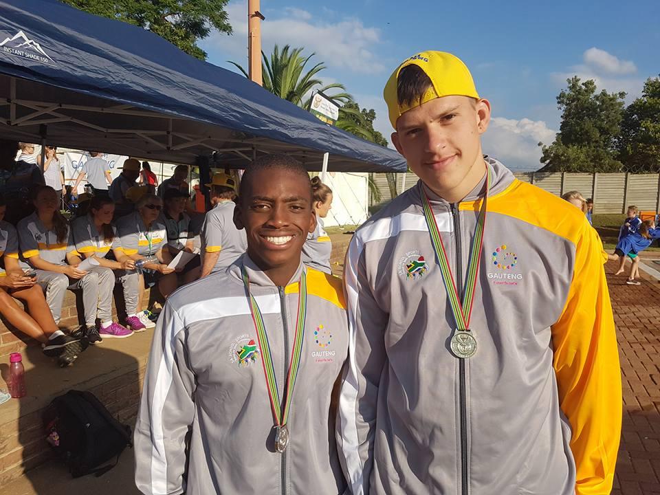 Gauteng lead the way at schools championships
