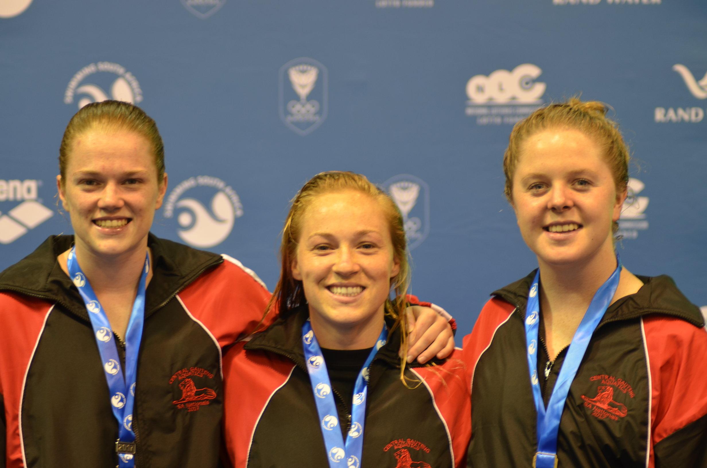 SA divers rip their way to FINA World Championships