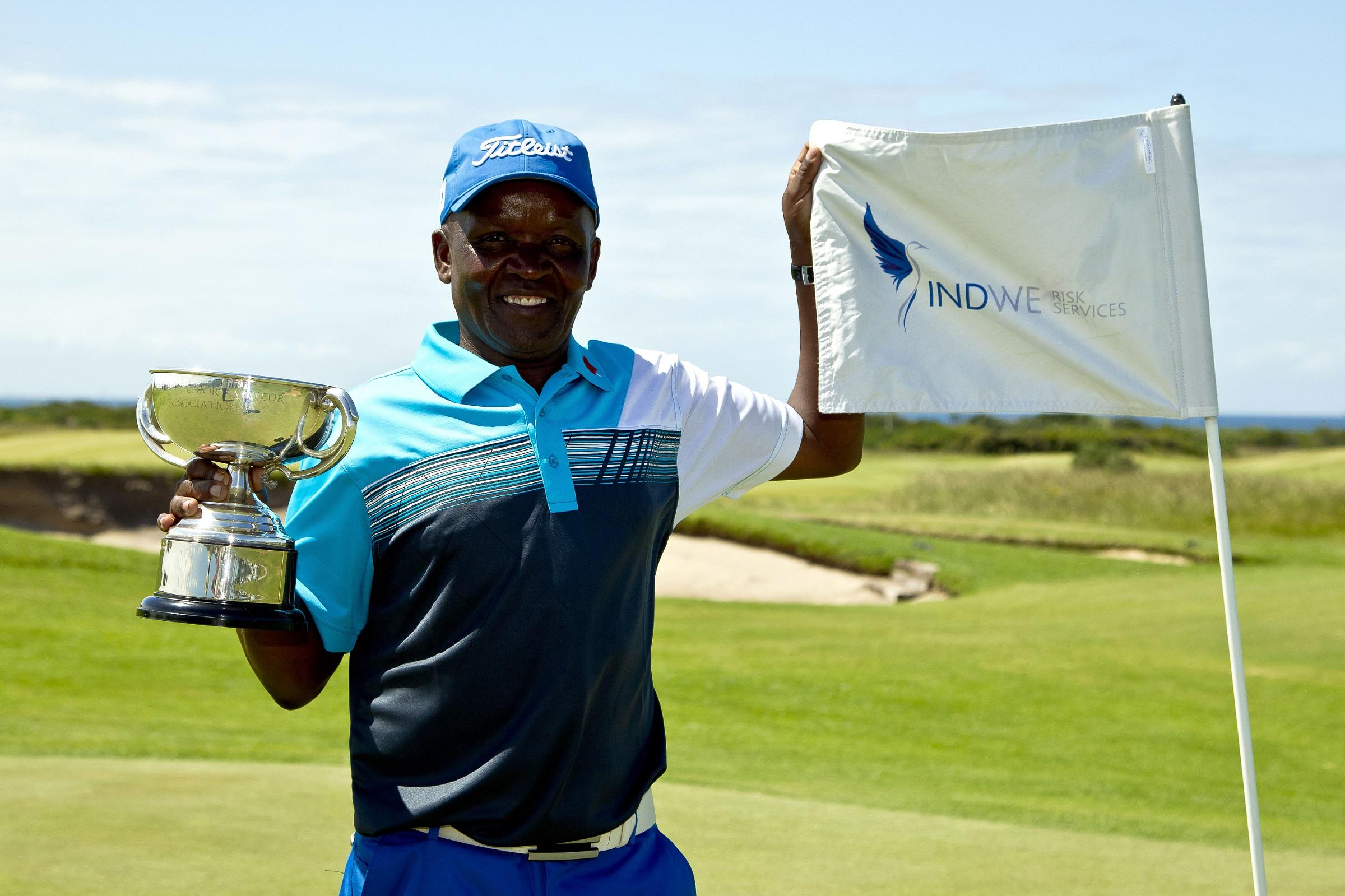 Passing of top senior golfer Konzani a great loss