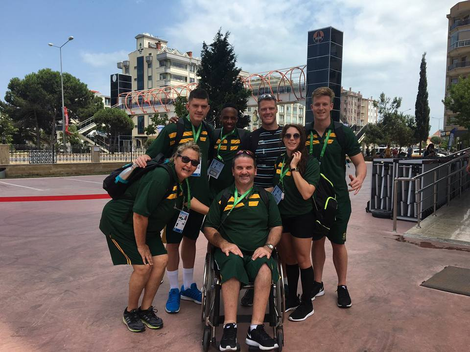 SA team in Turkey to tackle Deaflympics