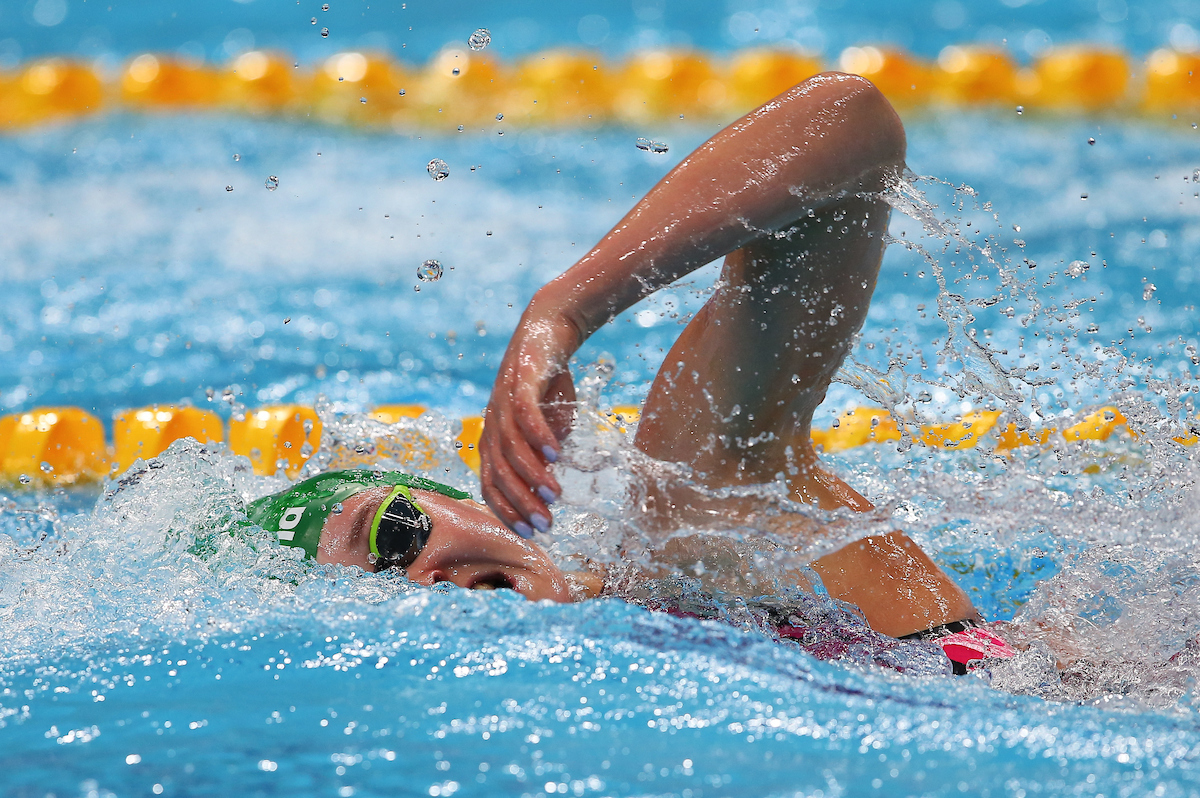 No finals but African record for SA relay team in Hungary