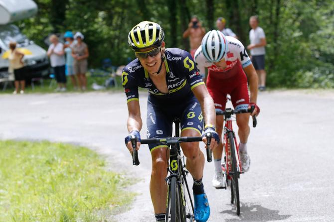 Meintjes 11th after TDF's punishing queen stage
