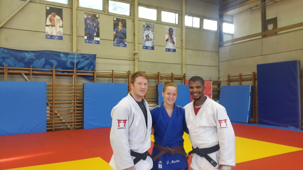 Hard work in Hungary as SA trio prepare for worlds