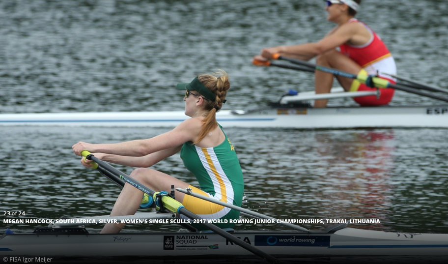 Two medals for SA youngsters at World Juniors