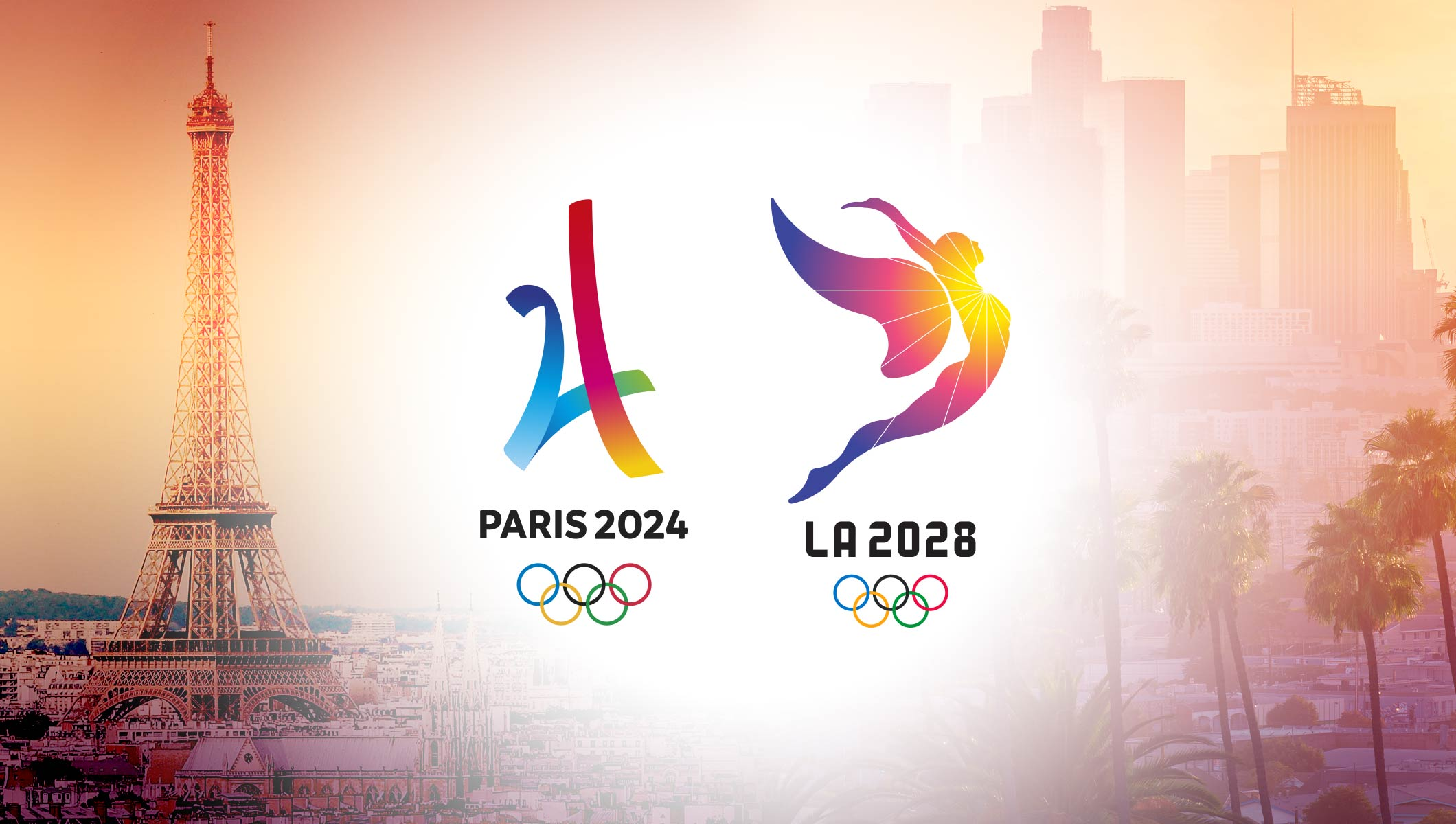 Paris 2024 and LA 2028 is 'win-win-win' says IOC President