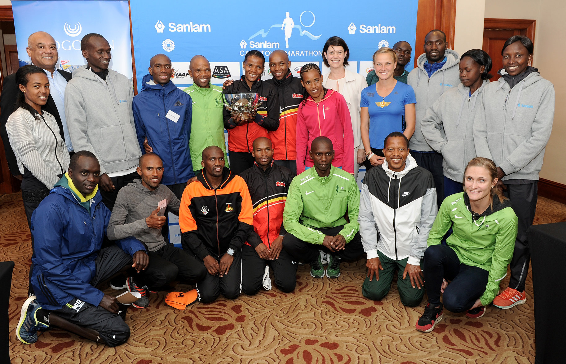 Global stars ready to race Cape Town Marathon