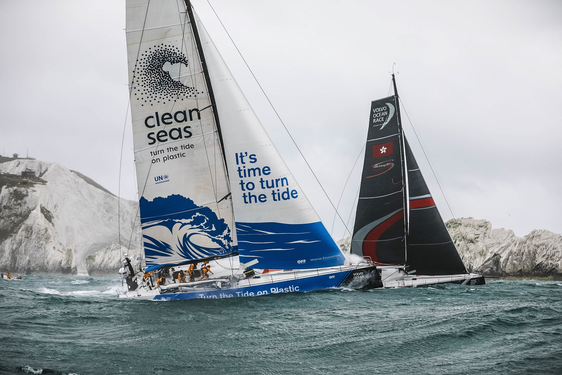 Volvo Ocean Race: the world's toughest race, comes to SA again