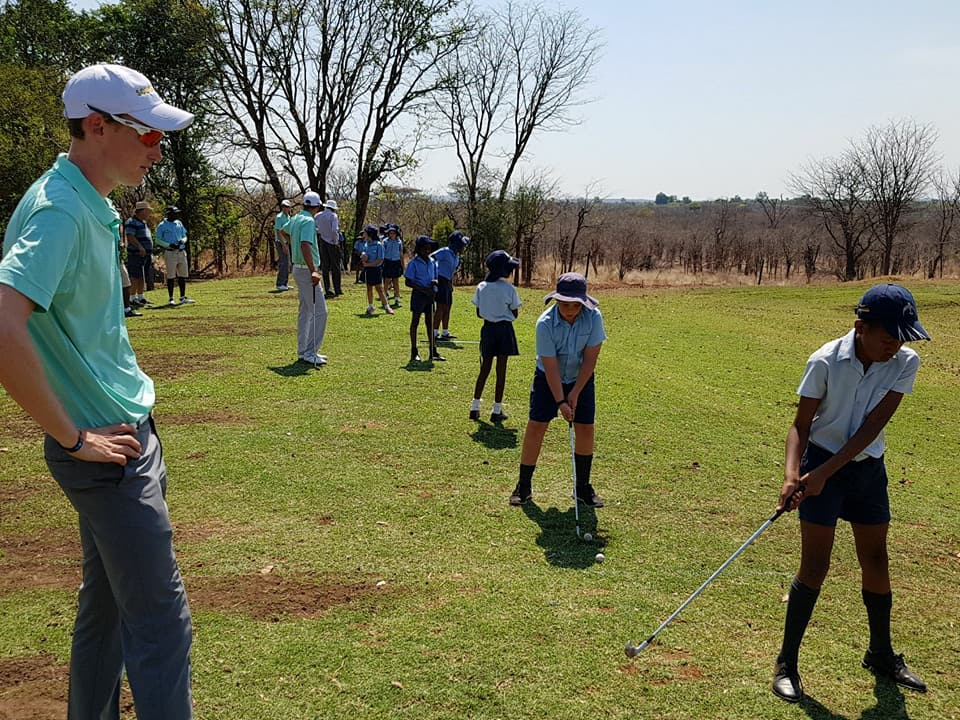 SA lead the way in Zimbabwe... on and off the course