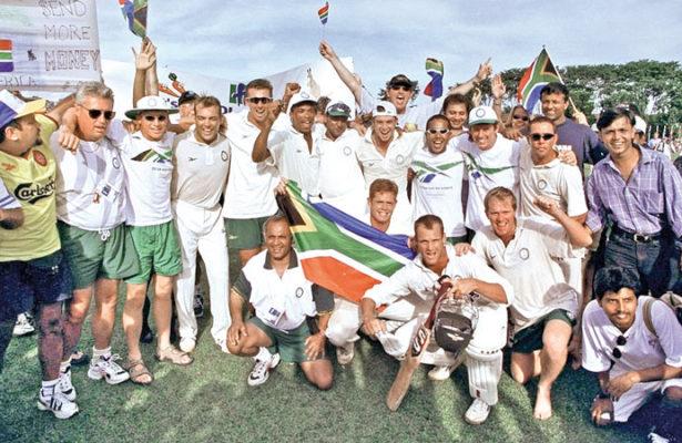 Team SA 1998