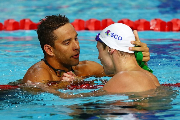 Le Clos bags silver medal in 100m freestyle
