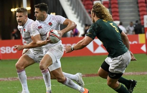 Fiji edge out Australia in Singapore sevens