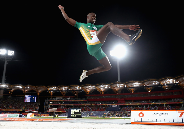 McLeod clocks world-leading time to win at Shanghai Diamond League