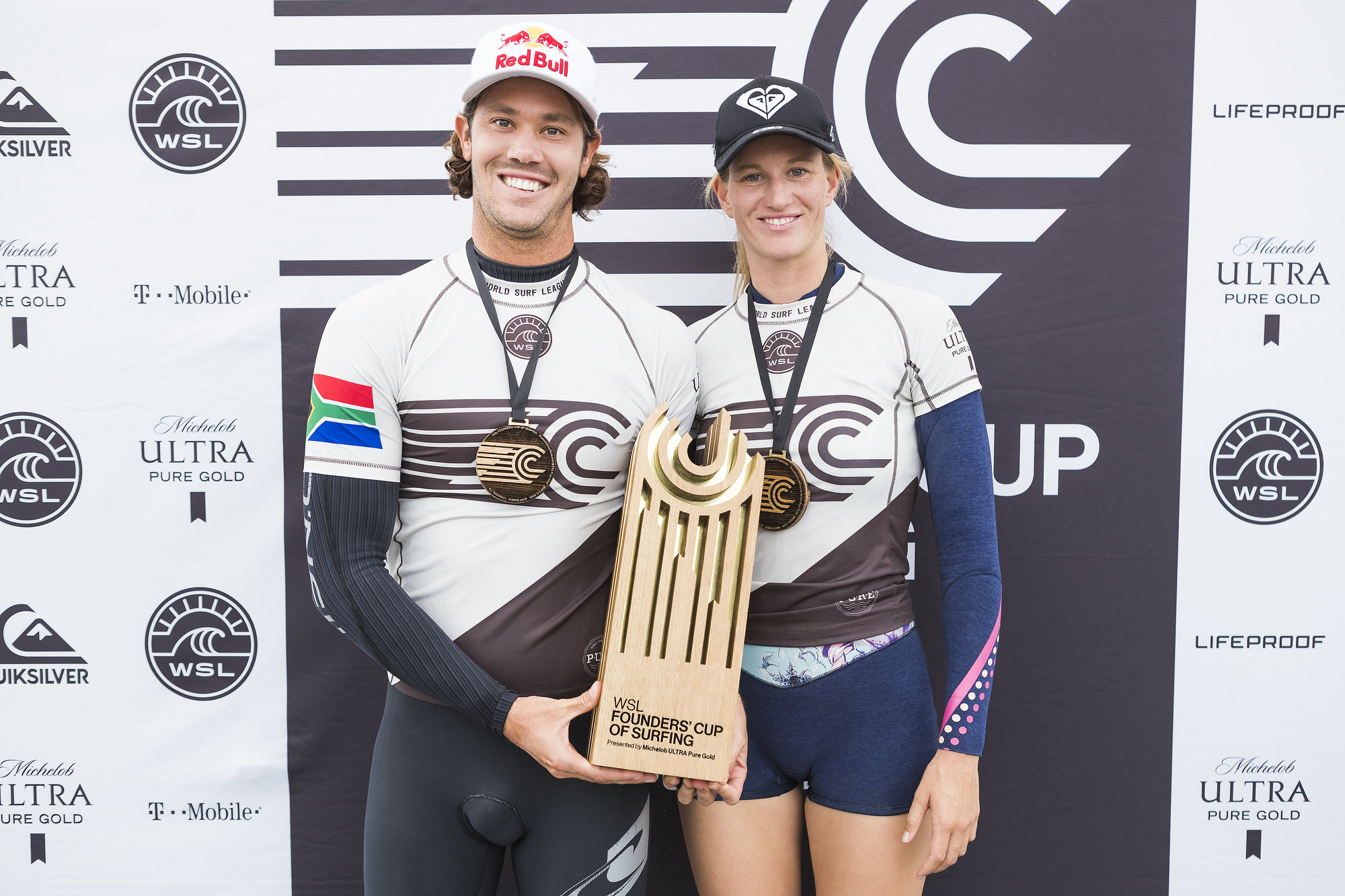 World Surf League's inaugural Founders' Cup in Lemoore