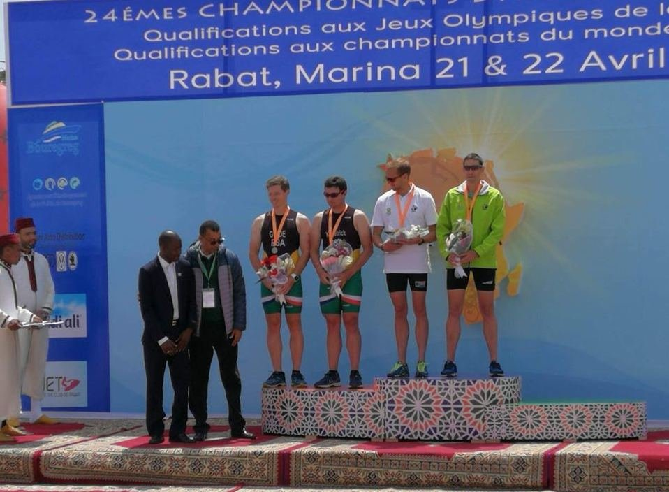 South African para-athletes shine in Morocco