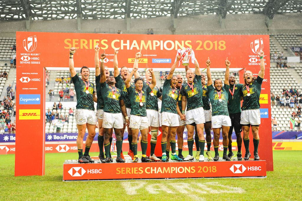 Back-to-back World Sevens Series wins for Blitzboks