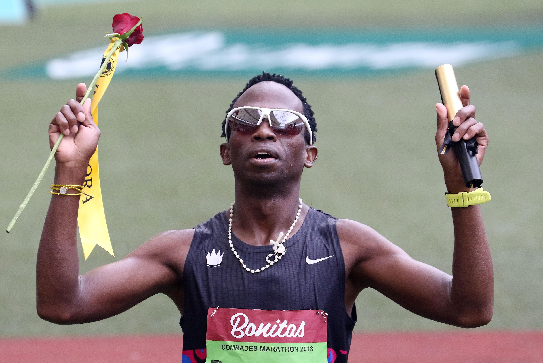 Double Comrades Marathon delight for SA