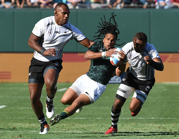 New Zealand men emulate women after winning World Cup Sevens title