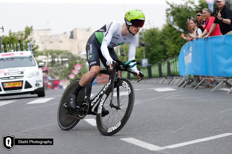Solid La Vuelta start for Africa's Di Data team